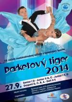 Parketový tiger 2014 - 19.ročník