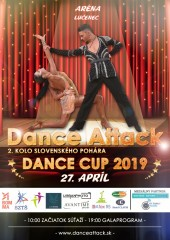 Dance Attack dance cup