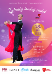 Zvolenský tanečný parket 2020